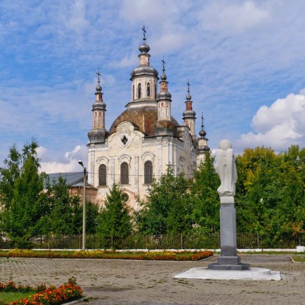 Шадринск – Параткуль