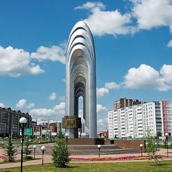 Автобус Стерлитамак — Альметьевск