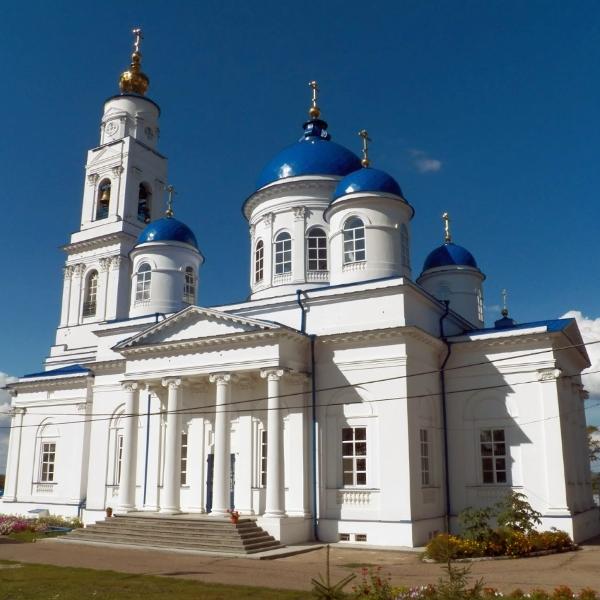 Самара – Чистополь