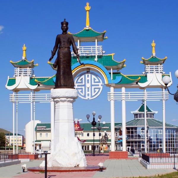 Красноярск – Агинское