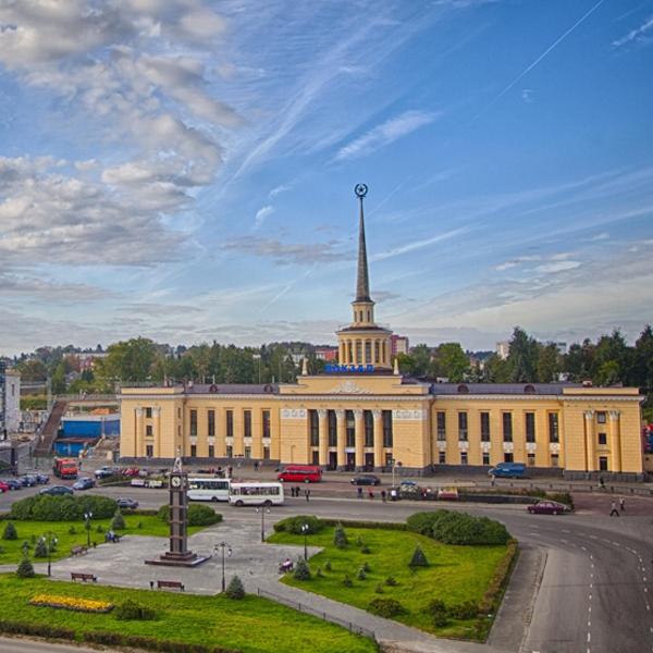 Автобус Петрозаводск — Анненский Мост
