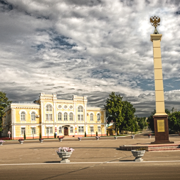Автобус Павловск — Богучар