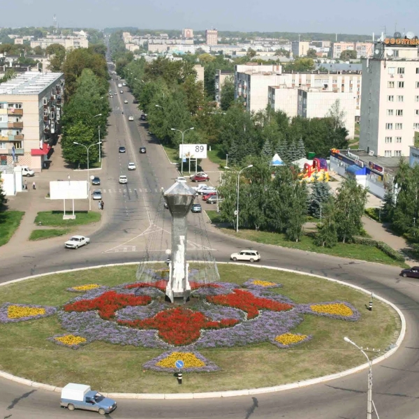 Автобус Уфа — Бугульма