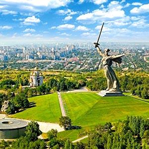 Автобус Волгоград — Анна