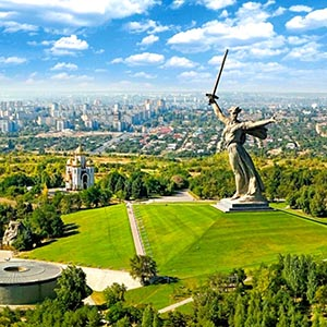 Черкесск – Волгоград