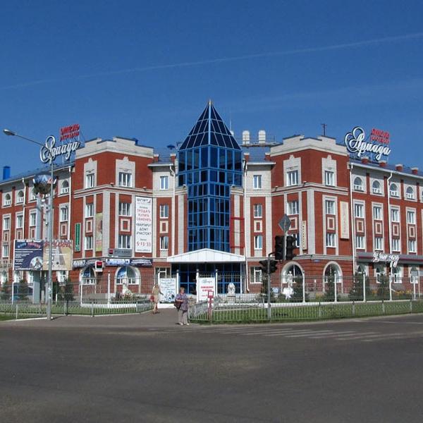Автобус Москва — Волжск