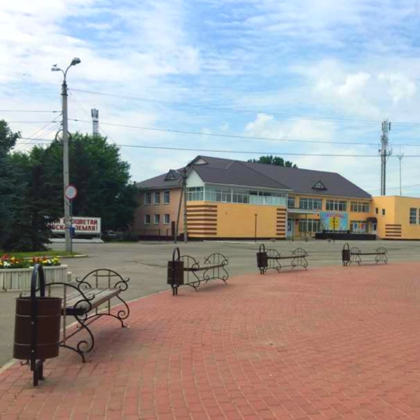 Автобус Волгоград — Боковская