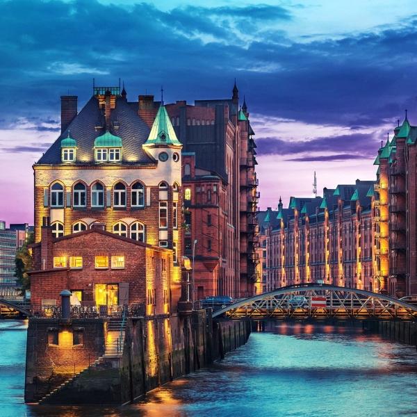 Вайле – Гамбург