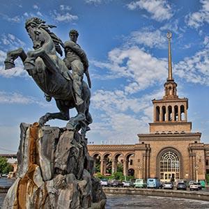 Кущевская – Ереван