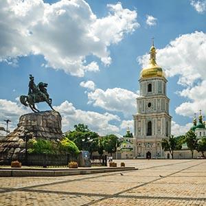 Автобус Краснодар — Киев