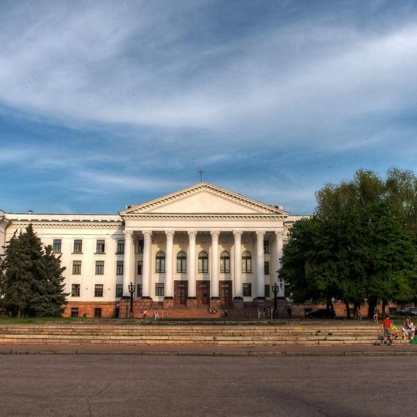 Автобус Москва — Краматорск
