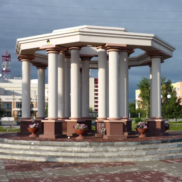 Автобус Пойковский — Нефтеюганск