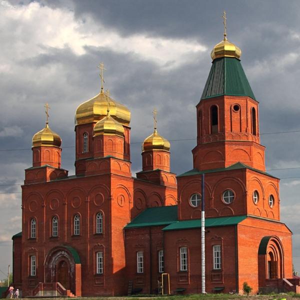 Тольятти – Новоспасское