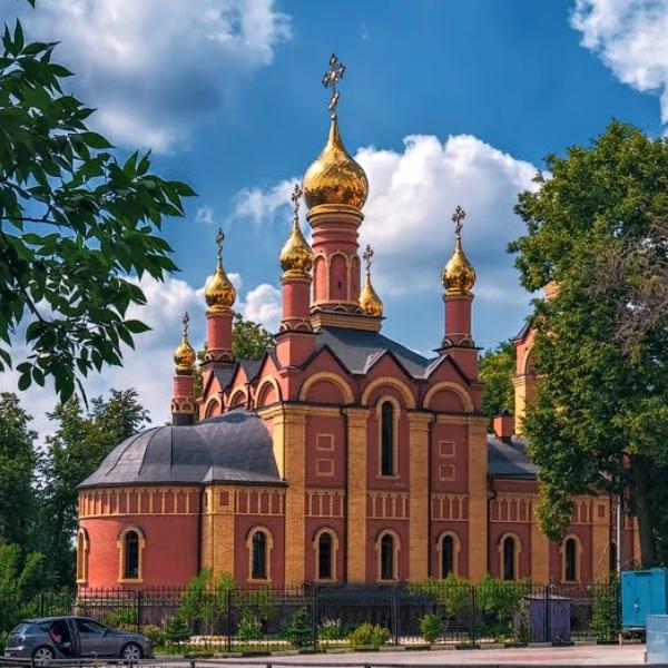 Воронеж – Пушкино