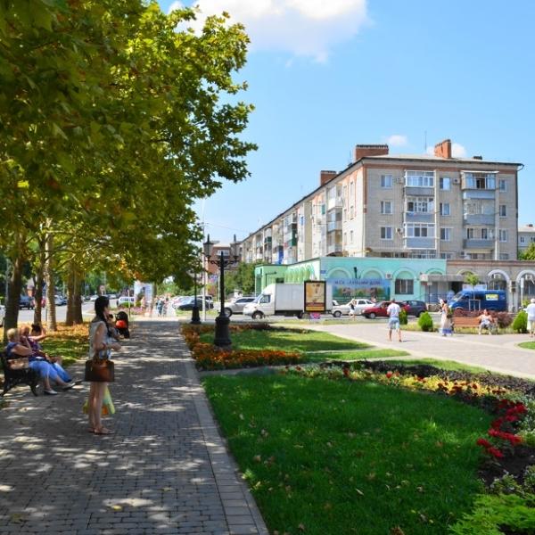 Брянск – Славянск-на-Кубани