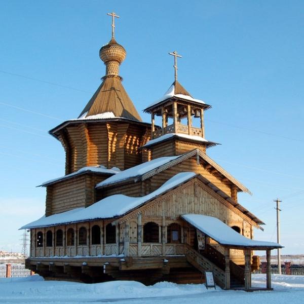 Автобус Омск — Сургут