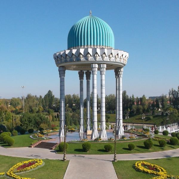 Автобус Казань — Ташкент