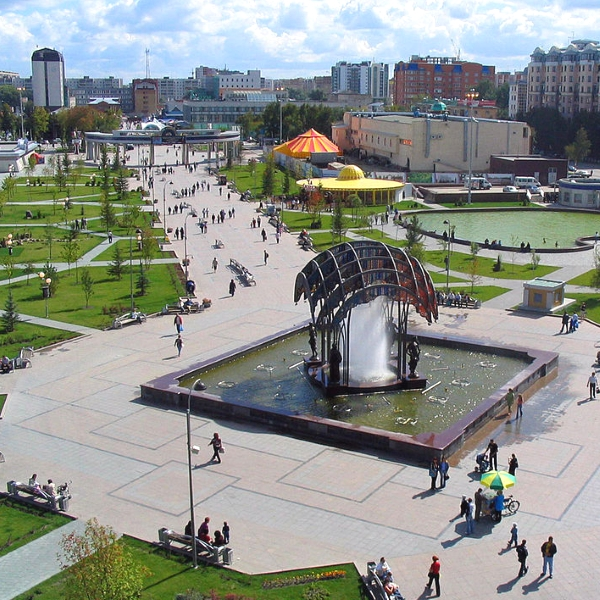 Автобус Тюмень — Алапаевск
