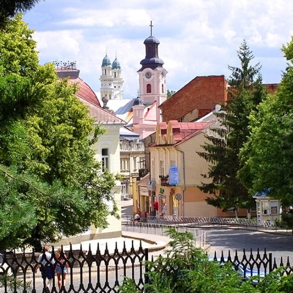 Вена – Ужгород