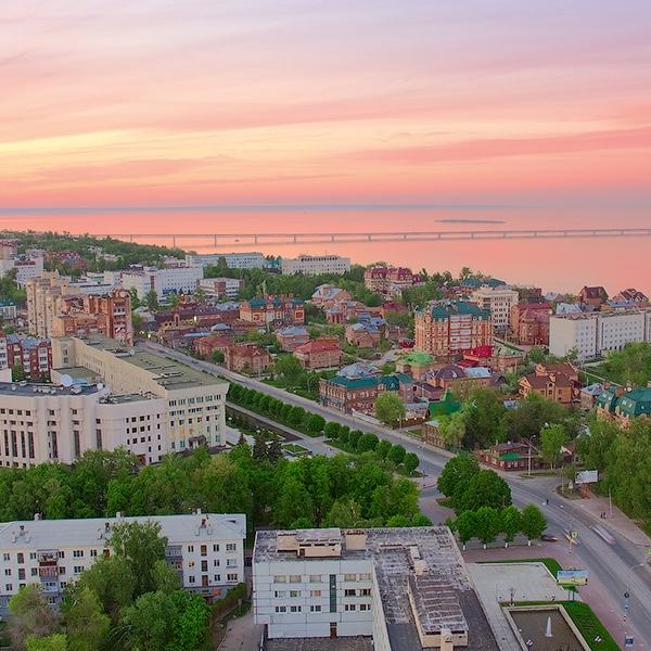 Тереньга – Ульяновск