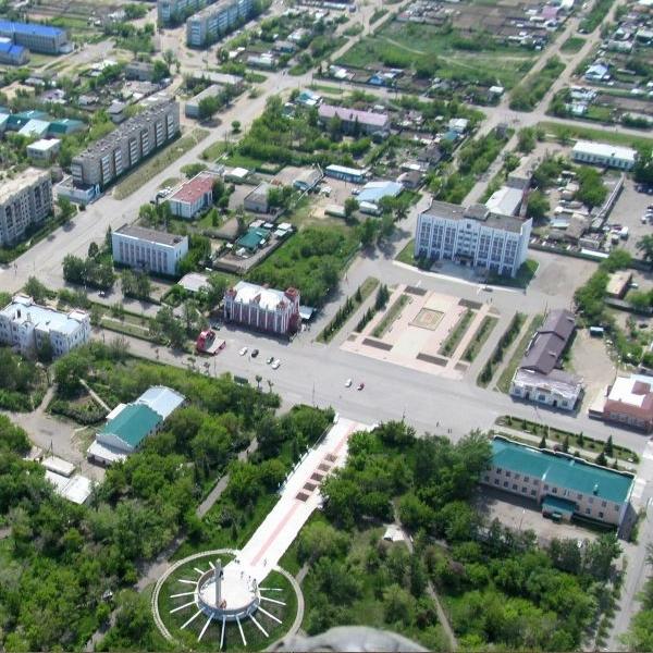 Автобус Бийск — Славгород