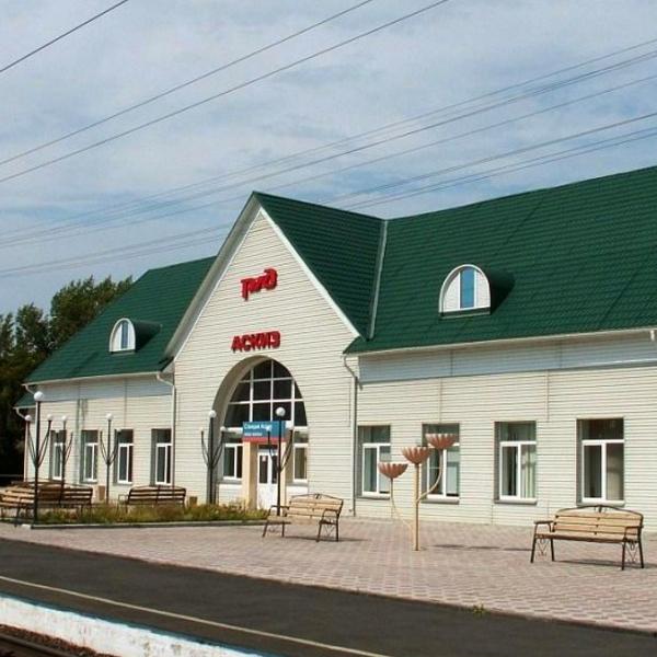 Автобус Красноярск — Аскиз