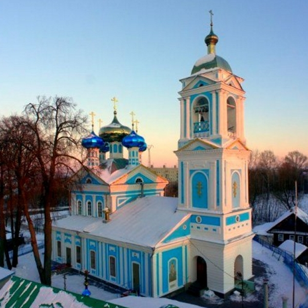Автобус Казань — Балахна