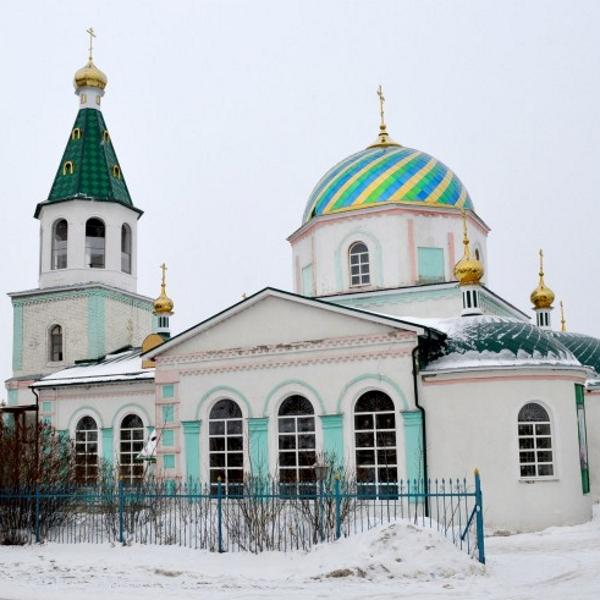 Автобус Тольятти — Барыш