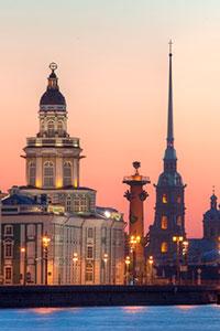 Автобус Вологда – Санкт-Петербург