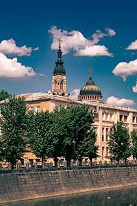 Автобус Москва – Харьков
